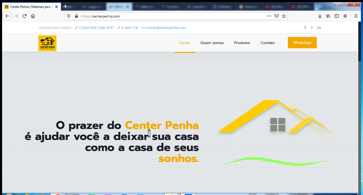 center penha